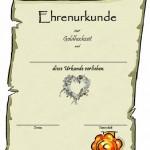 Ehrenurkunde Goldhochzeit Urkunden Kostenlosde